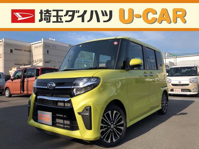 ダイハツ タント カスタムRS・デモカーUP・走行327キロ・電動スライドドア
