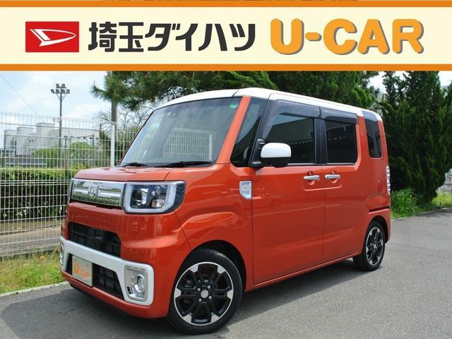 ダイハツ Gターボ レジャーエディションSAII・4WD・純正ナビ