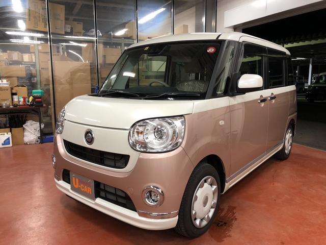 「ダイハツ」「ムーヴキャンバス」「コンパクトカー」「秋田県」の中古車