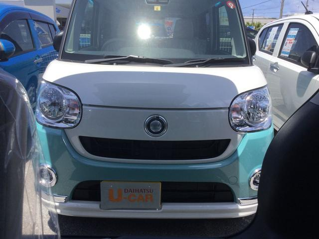 沖縄県豊見城市の中古車ならムーヴキャンバス Xリミテッドメイクアップ SAIII