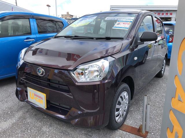 沖縄県うるま市の中古車ならミライース L SAIII