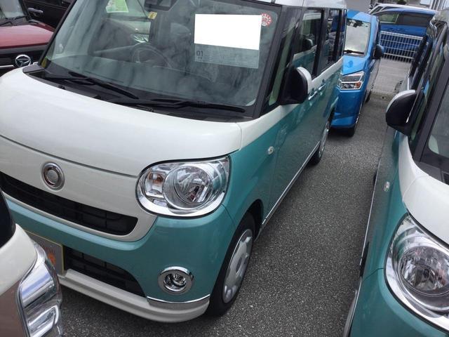 沖縄県豊見城市の中古車ならムーヴキャンバス Xブラックインテリアリミテッド SAIII