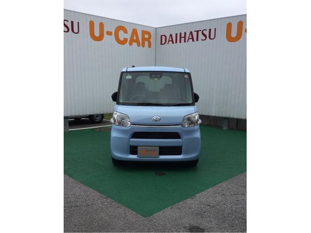 沖縄県の中古車ならタント L SAIII