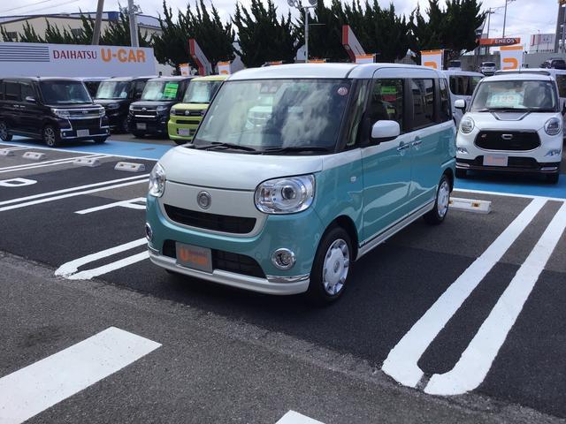 「ダイハツ」「ムーヴキャンバス」「コンパクトカー」「福島県」の中古車