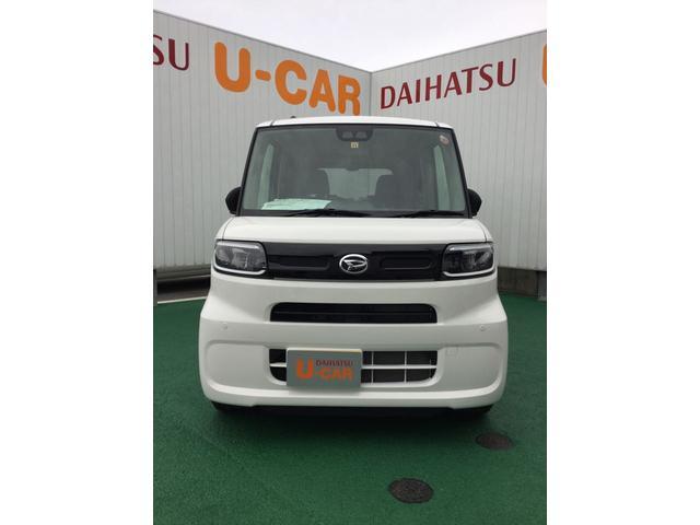 沖縄の中古車 ダイハツ タント 車両価格 146万円 リ済別 2019(令和1)年 4km ホワイト