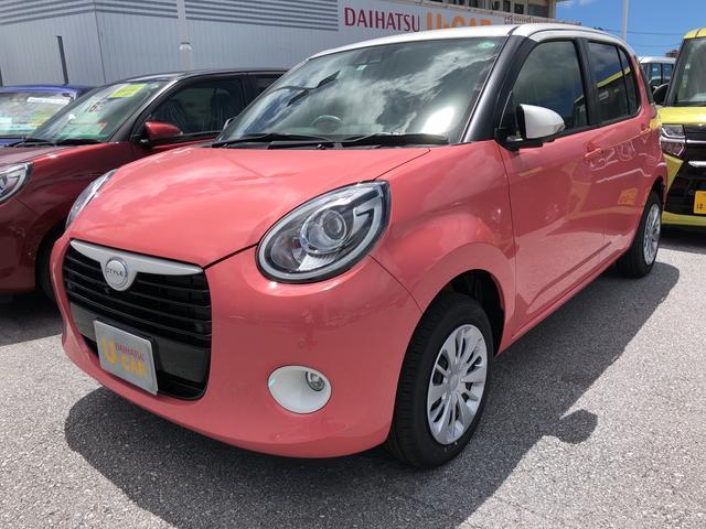 沖縄県の中古車ならブーン スタイル SAIII