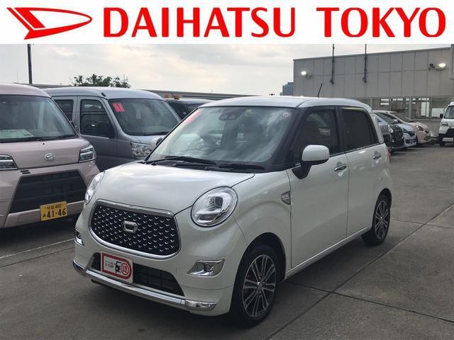 ダイハツ スタイルG VS SAIII 純正エントリーナビ・ETC装備