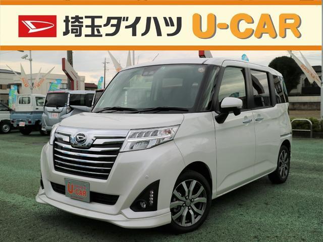 ダイハツ カスタムG ターボ SAIII・ナビ・バックカメラ