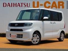 福岡ダイハツ販売株式会社 U−CAR久留米  タント X 届出済未使用車 LEDライト バックカメラ キーフリー