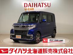 タントカスタムRS トップエディションSAIII 4WD ナビ