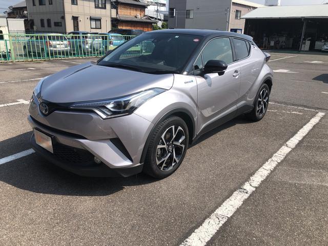 トヨタ G ハイブリッド車 ナビ&バックモニ&ドラレコ&ETC