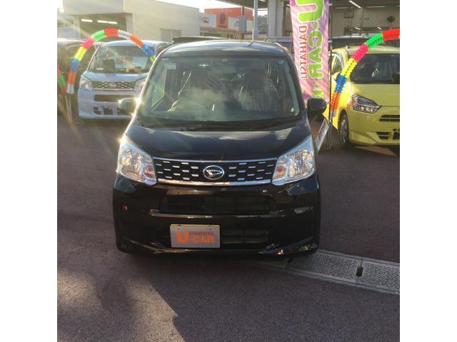 沖縄の中古車 ダイハツ ムーヴ 車両価格 82万円 リ済別 2015(平成27)年 6.3万km ブラックマイカM