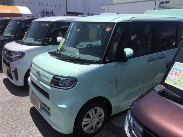 沖縄県豊見城市の中古車ならタント L