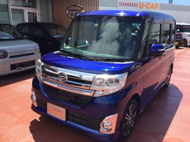 沖縄県浦添市の中古車ならタント カスタムRS トップエディションSAII