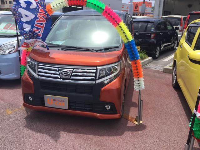 沖縄県の中古車ならムーヴ カスタム RS