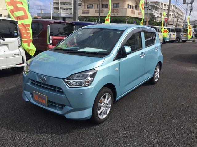 沖縄県沖縄市の中古車ならミライース G リミテッドSAIII