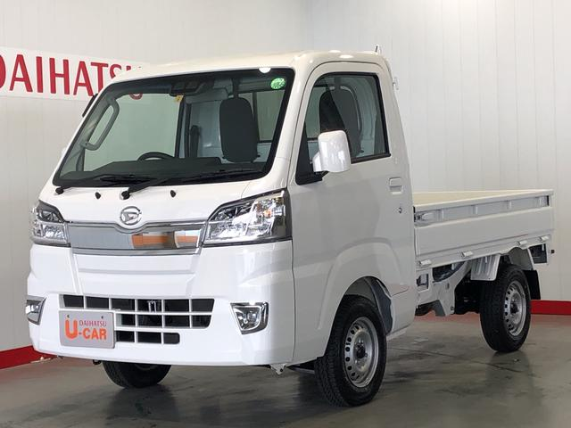 ダイハツ ハイゼットトラック エクストラSAIIIt 4WD 4AT キーレスエントリー