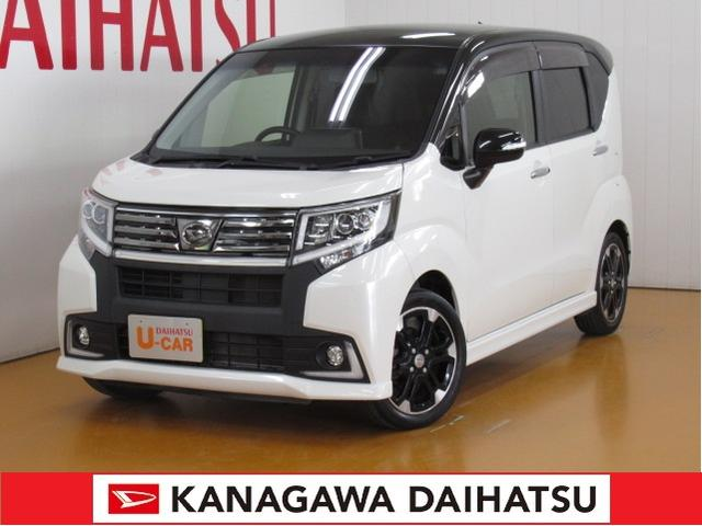 ダイハツ カスタム RS ハイパー エコアイドル ナビ Pスタート