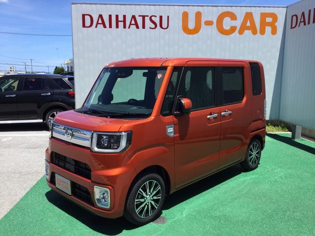 沖縄県うるま市の中古車ならウェイク GターボSAIII
