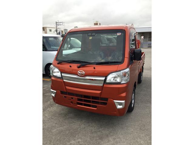 沖縄県の中古車ならハイゼットトラック エクストラSAIIIt