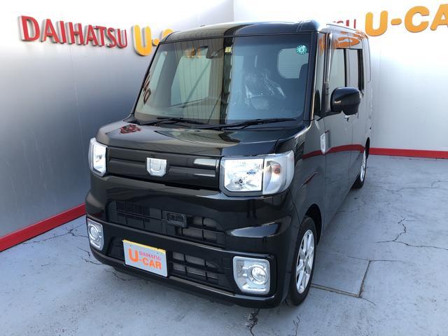 ダイハツ L SA2/4WD/CVT車/8インチナビ付/バックカメラ付
