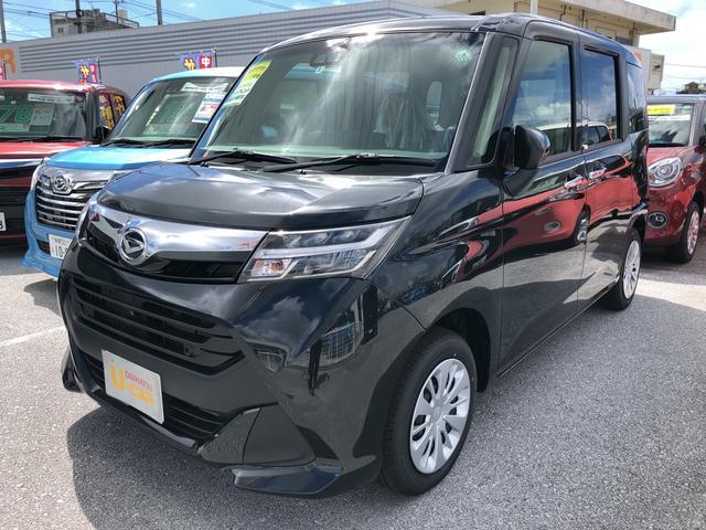 沖縄県うるま市の中古車ならトール G リミテッドII SAIII