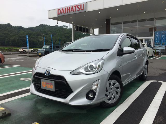 トヨタ S ナビ・バックモニター付き