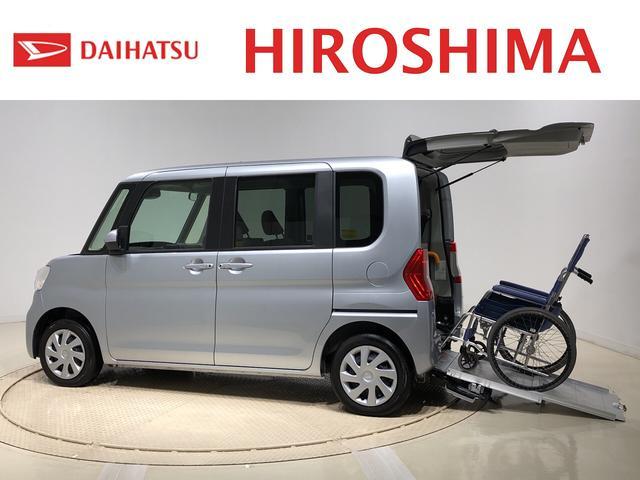 スローパーX SAIII リヤシートツキシヨウ 福祉車両(1枚目)
