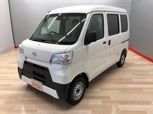 ダイハツ デラックスSA3/4WD/AT車/AC付/PS付