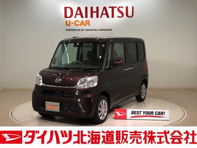 ダイハツ タント LリミテッドSAIII 4WD CD
