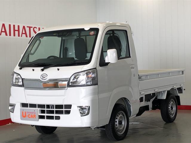 ダイハツ ハイゼットトラック エクストラSAIIIt 4WD 5速マニュアル