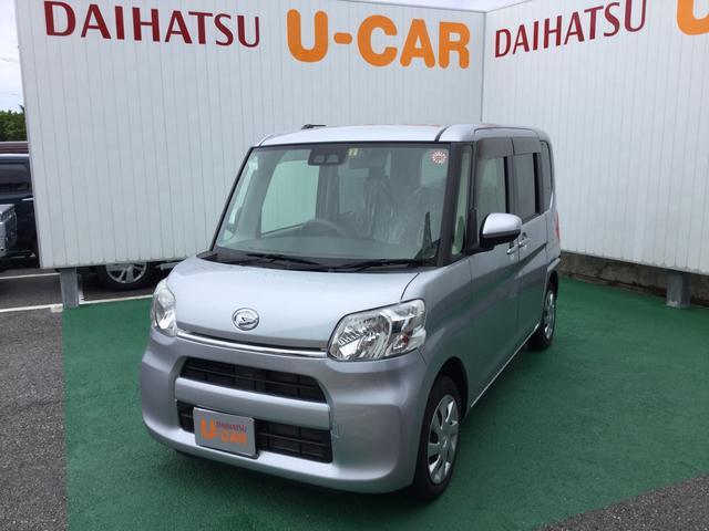 沖縄県の中古車ならタント X SAIII