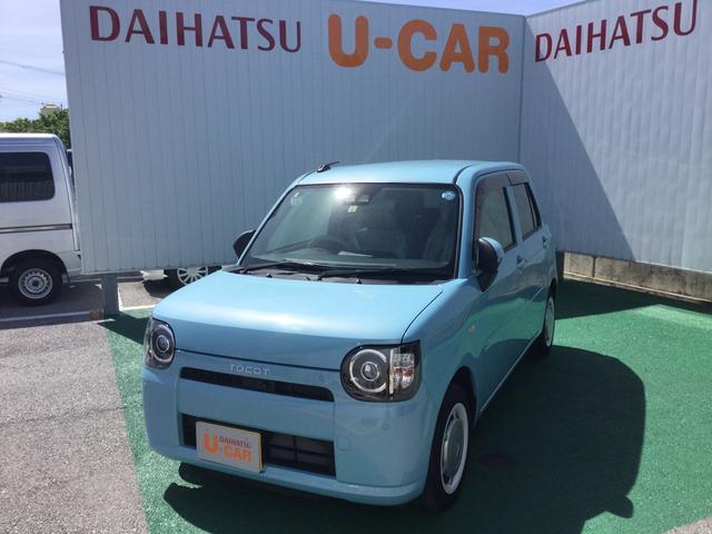 沖縄県の中古車ならミラトコット G SAIII 前席シートヒーター LEDヘッドライト オート格納機能付きドアミラー