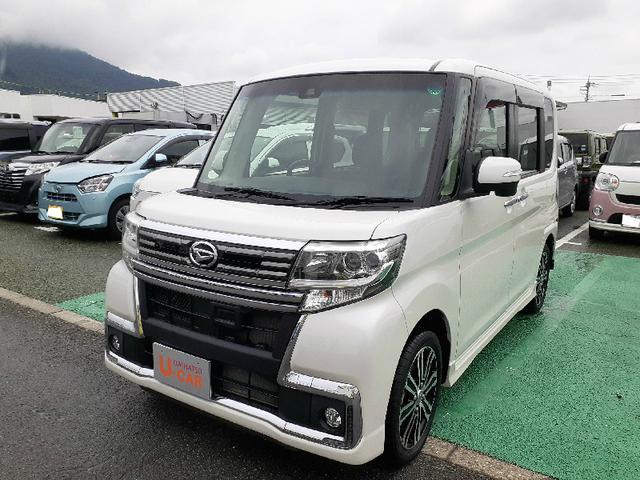 ダイハツ タント カスタムRS トップエディションSAII 4WD/ターボ