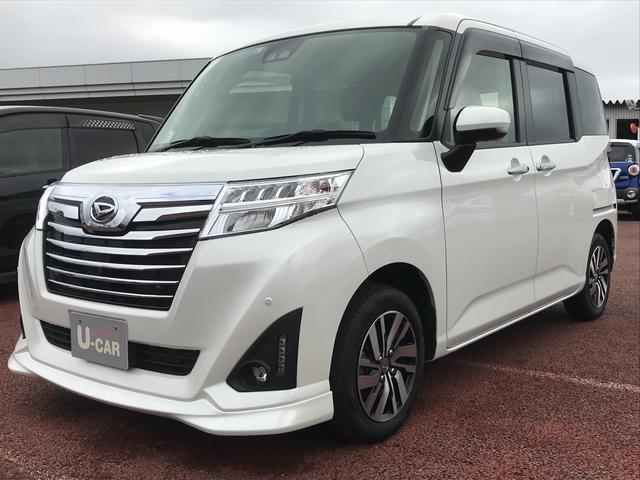 ダイハツ カスタムG リミテッド SAIII 4WD パノラマモニター