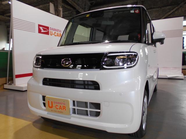ダイハツ X 4WD車