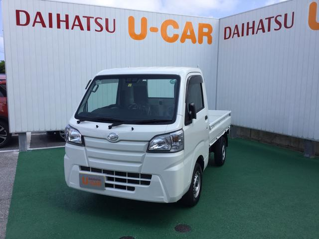 沖縄の中古車 ダイハツ ハイゼットトラック 車両価格 99万円 リ済別 2020(令和2)年 0.2万km ホワイト