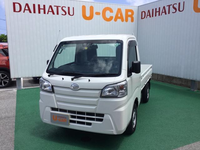 沖縄の中古車 ダイハツ ハイゼットトラック 車両価格 99万円 リ済別 2020(令和2)年 421km ホワイト