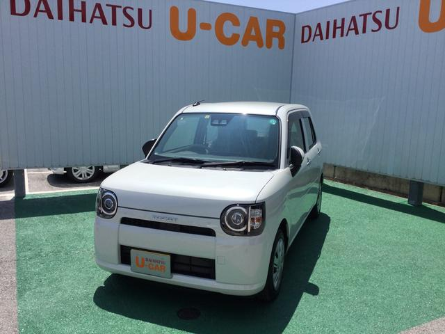 沖縄の中古車 ダイハツ ミラトコット 車両価格 109万円 リ済別 2019(令和1)年 0.3万km パールホワイト3