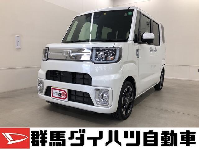 ダイハツ GターボリミテッドSA3 4WD パノラマモニター付
