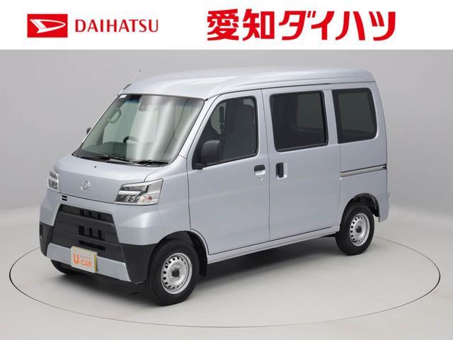 ダイハツ ハイゼットカーゴ スペシャルSAIII-A 走行335キロ 2WD AT