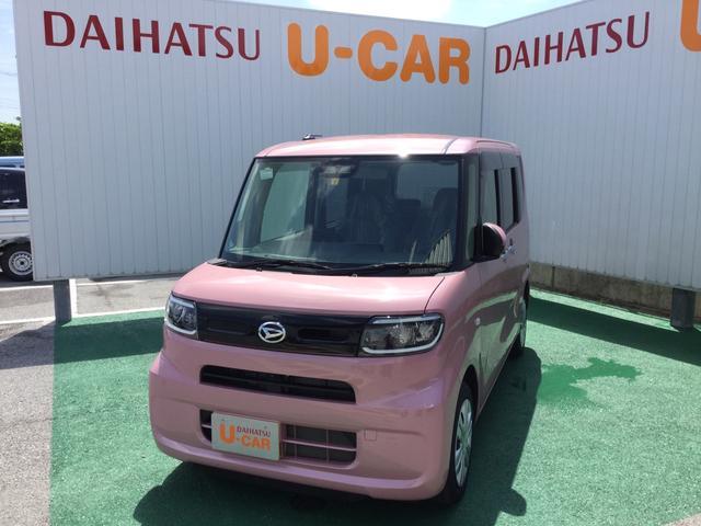 沖縄県うるま市の中古車ならタント Xターボ