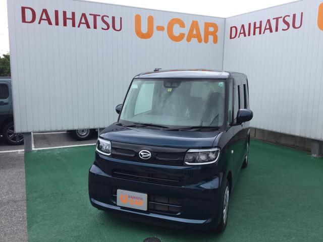 沖縄県の中古車ならタント X