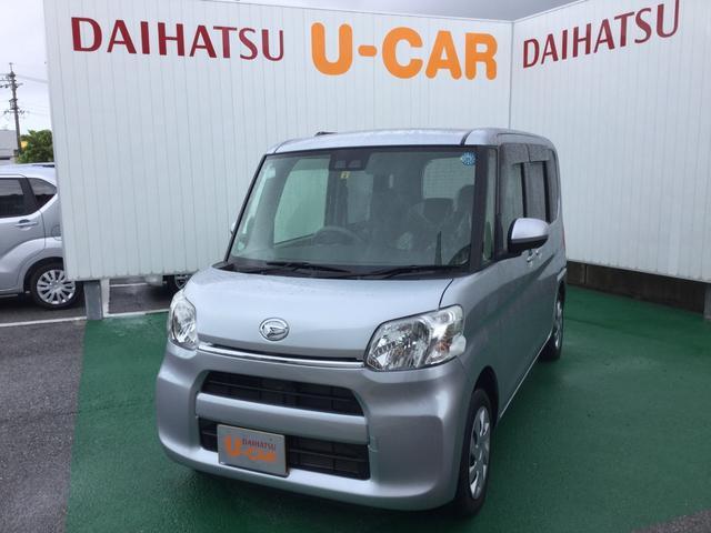 沖縄県うるま市の中古車ならタント LリミテッドSAIII