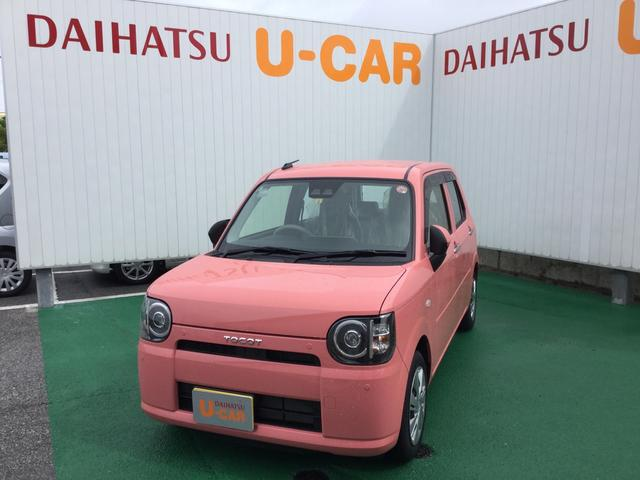 沖縄県の中古車ならミラトコット L SAIII