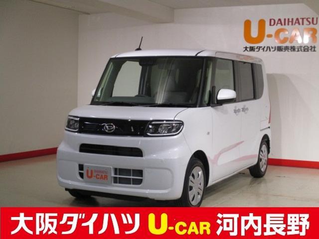 ダイハツ Xセレクション衝突軽減ブレーキ/電動スライド/LED/CVT