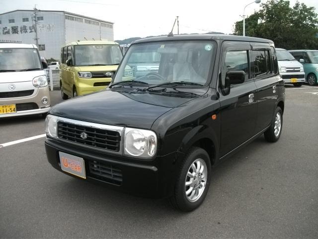 スズキ G エディション 4WD