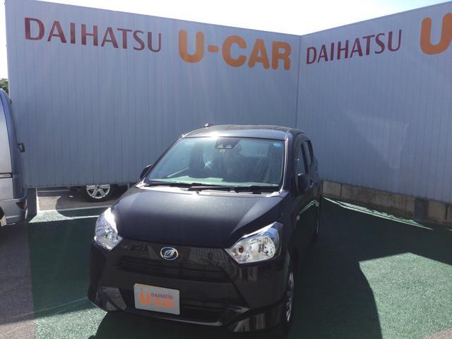沖縄県島尻郡与那原町の中古車ならミライース L SAIII 手動格納ドアミラー、13インチホイールキャップ