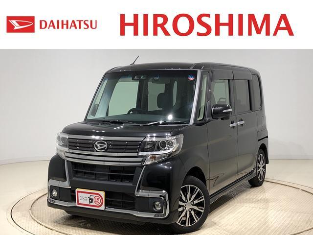 ダイハツ カスタムX トップエディションSAIII シートヒーター付