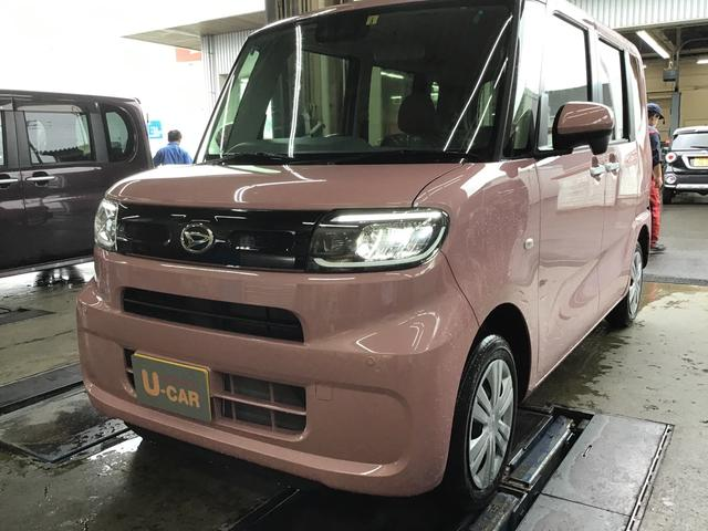 ダイハツ X セレクション 4WD オートエアコン シートヒーター付
